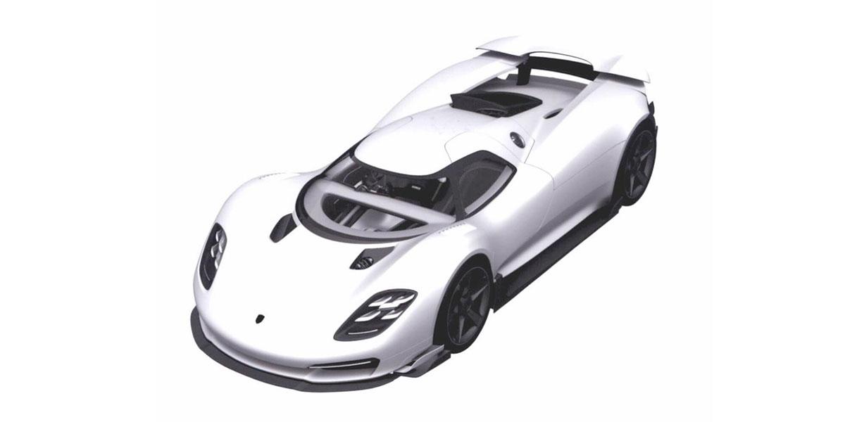 Porsche 960 Le Mans