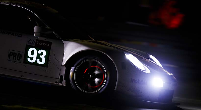 Documental Porsche Endurance