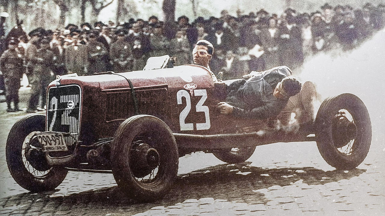 Fangio, A Life of Speed