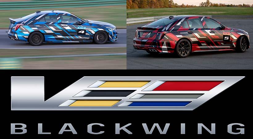 Cadillac Blackwing, el nuevo nivel ultra deportivo del lujo americano. Fotos: Cadillac.