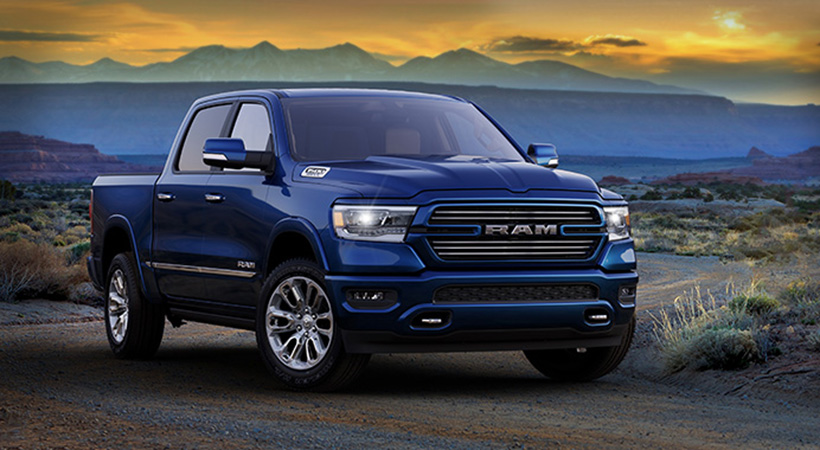 2020 Ram 1500 Laramie Southwest Edition is a new luxury trim ai