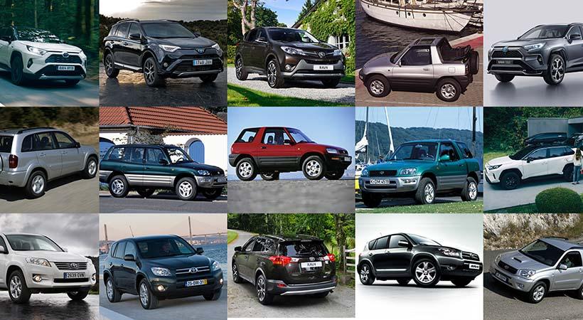 Toyota RAV4 10 millones