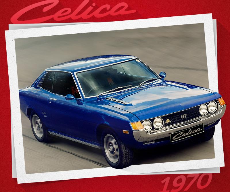 Toyota Celica 1970