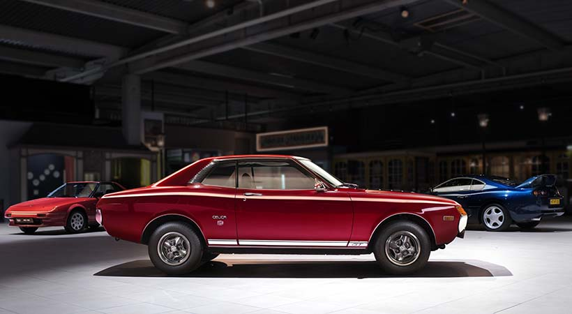 50 aniversario Toyota Celica