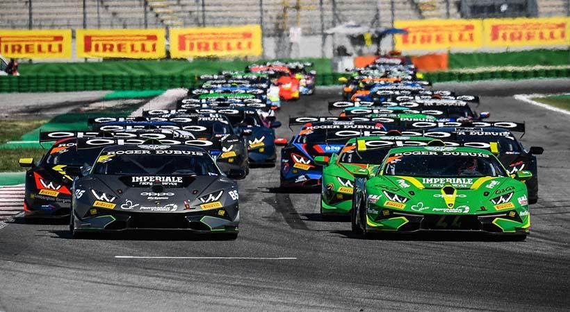 Mejores autos Lamborghini 2020