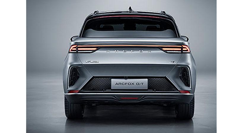 ArcFox Alpha T