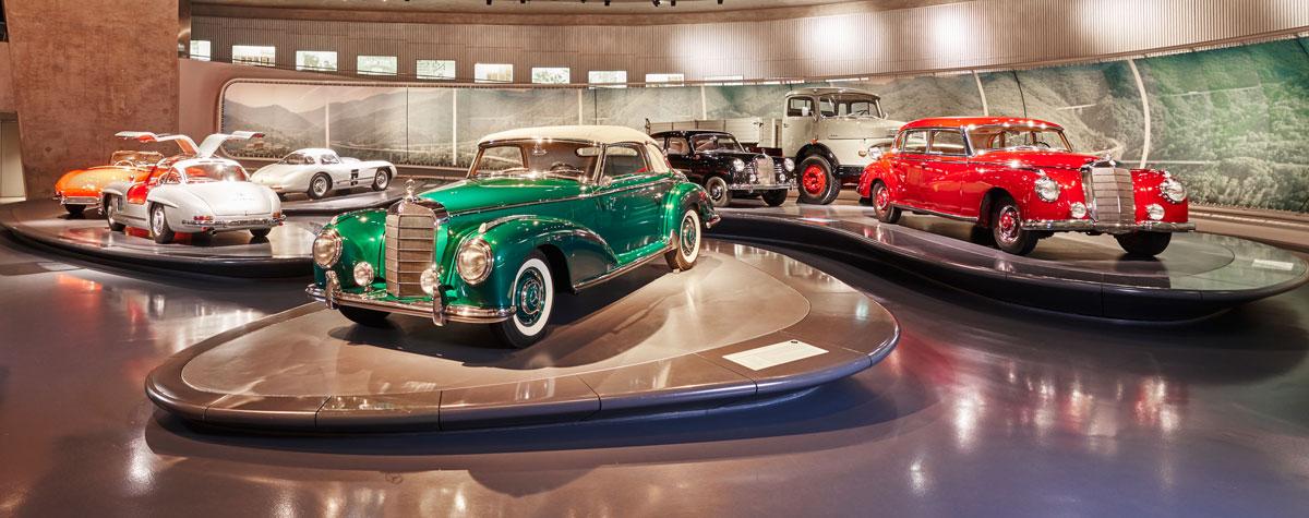 Museo Mercedes-Benz reabre sus puertas en Stuttgart