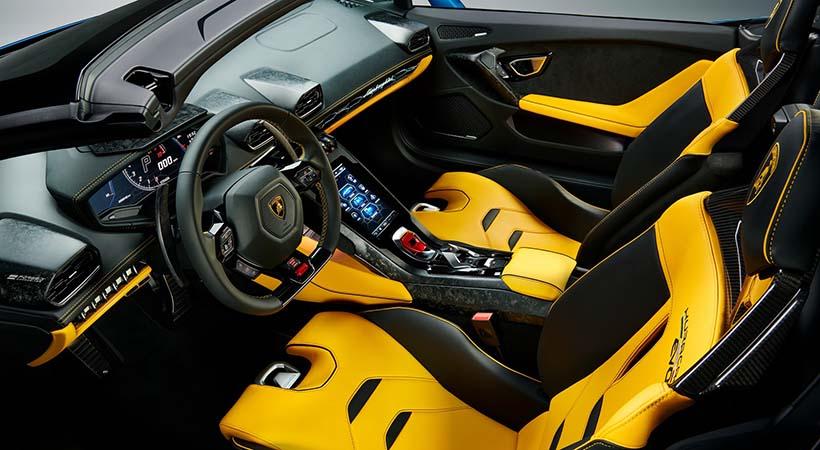 Lamborghini Huracán EVO Spyder RWD
