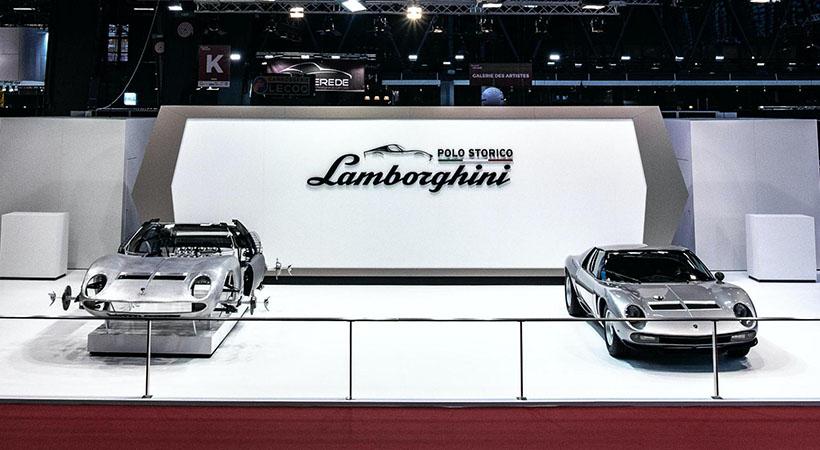 Lamborghini Miura SVJ 4860