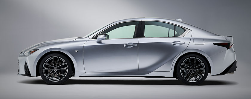 Lexus IS F Sport 2021