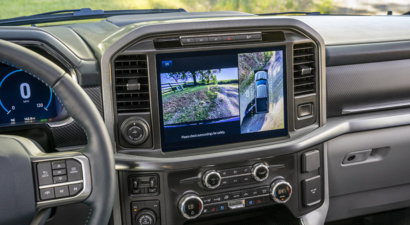 Ford F-150 2021. Foto: Ford.
