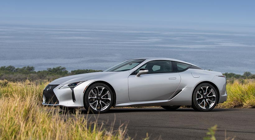 Mejores autos de lujo 2020