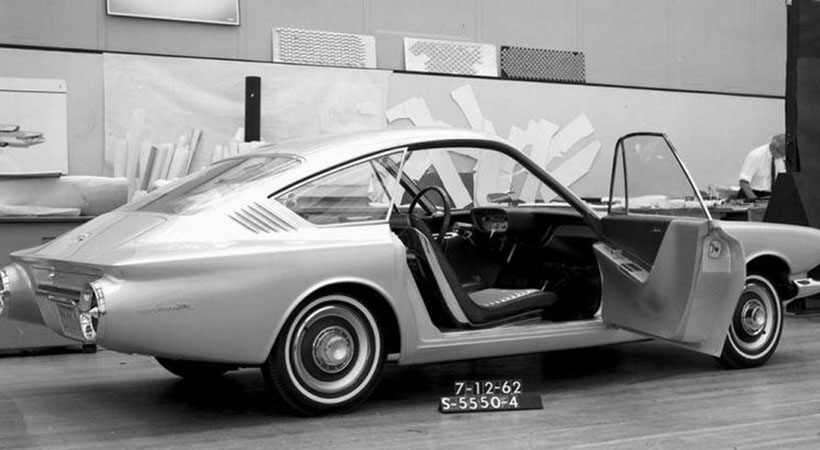 Ford Avanti Concept car 1962