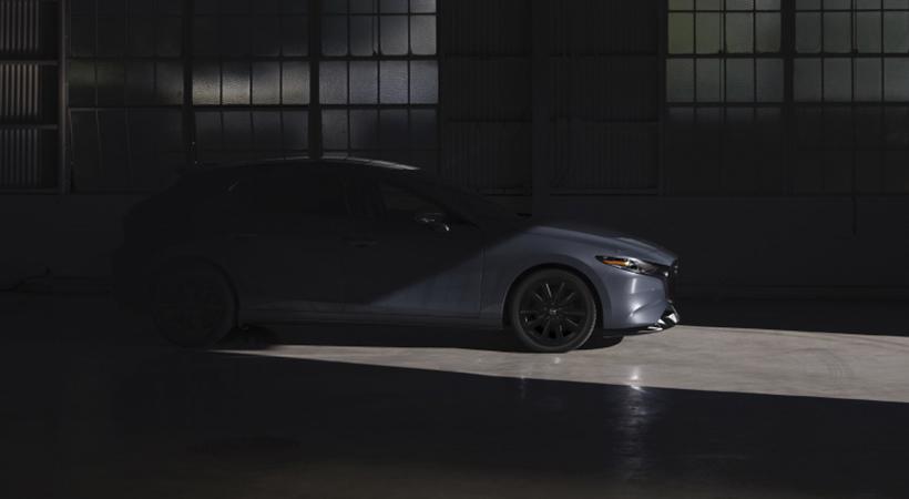Mazda3 2.5 Turbo 2021