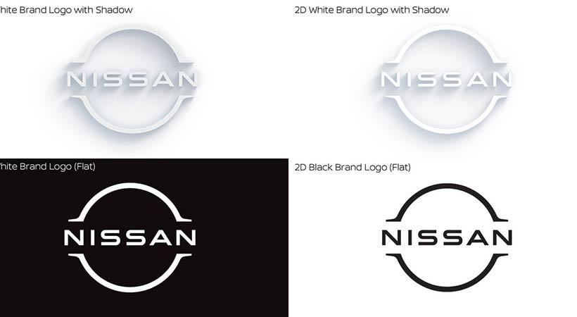 Nuevo logotipo Nissan