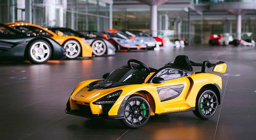 """McLaren Senna """"Ride On"""""""