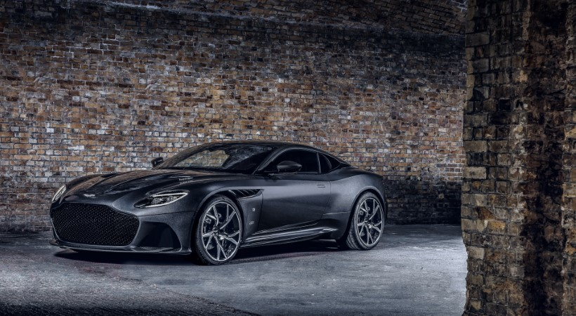 Aston Martin 007 Edition DBS Superleggera Vantage
