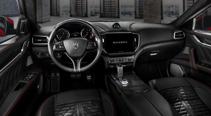 Maserati Ghibli Trofeo y Quattroporte Trofeo