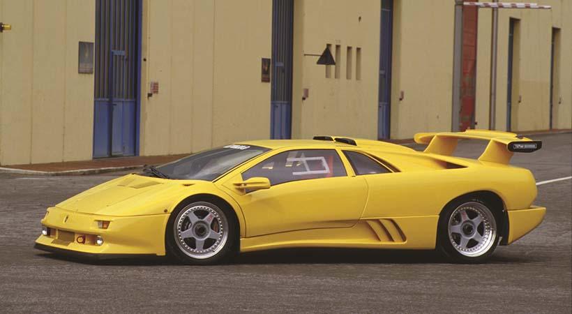 origen de los nombres de Lamborghini