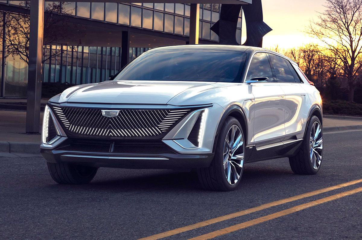 Cadillac Lyriq, inicia el futuro eléctrico para el lujo americano