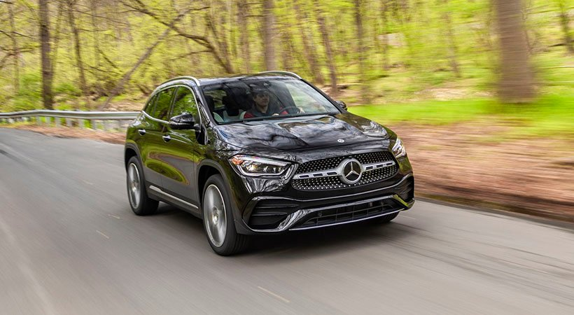 Mercedes-Benz GLA 250 4Matic 2021