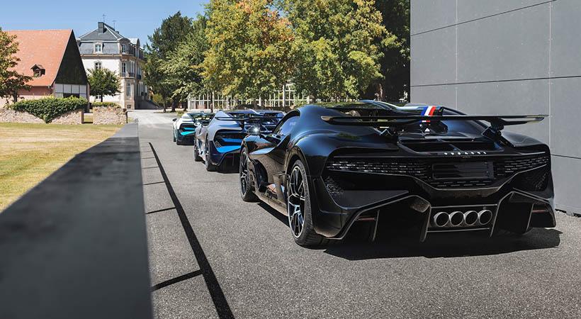 Primeras unidades del Bugatti Divo comienzan a ser entregadas a sus dueños