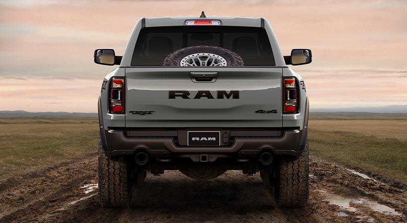 Ram 1500 TRX Launch Edition