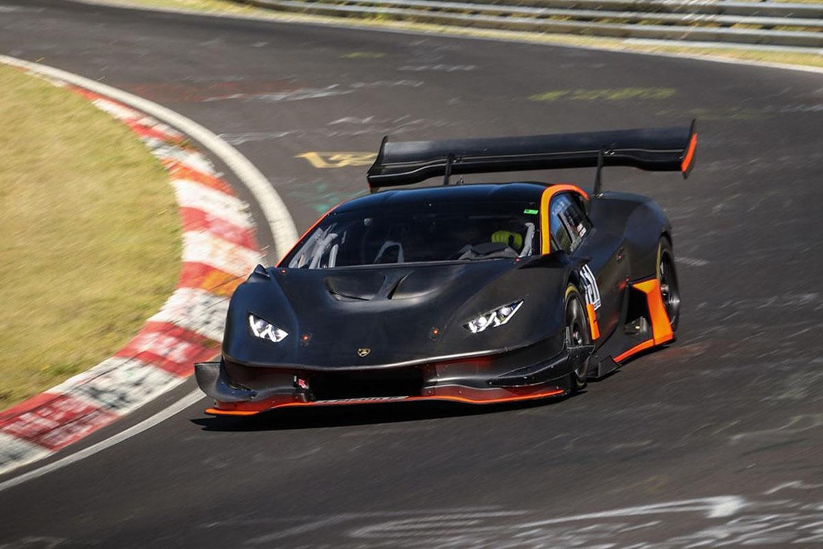 Zyrus Lamborghini LP1200, video a bordo en una extrema vuelta al Nürburgring