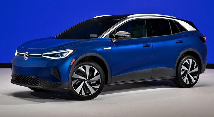 Mejores SUV eléctricos 2021