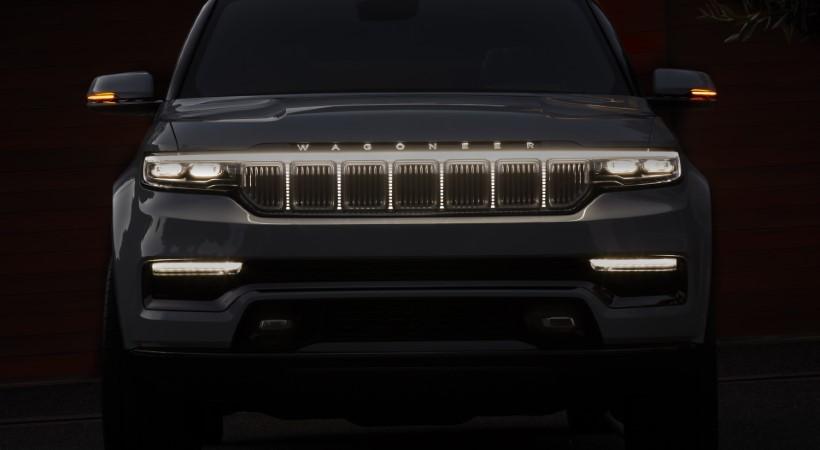 Jeep Gran Wagoneer Concept