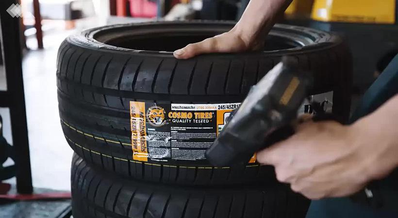 mejores neumáticos para auto