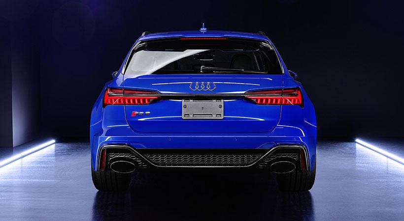 Audi RS6 Avant 2021 Tribute Edition