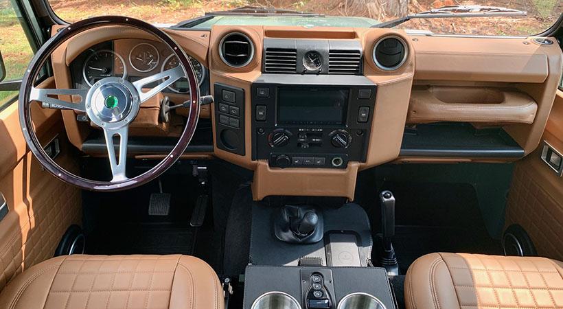 Land Rover Defender 110 1993