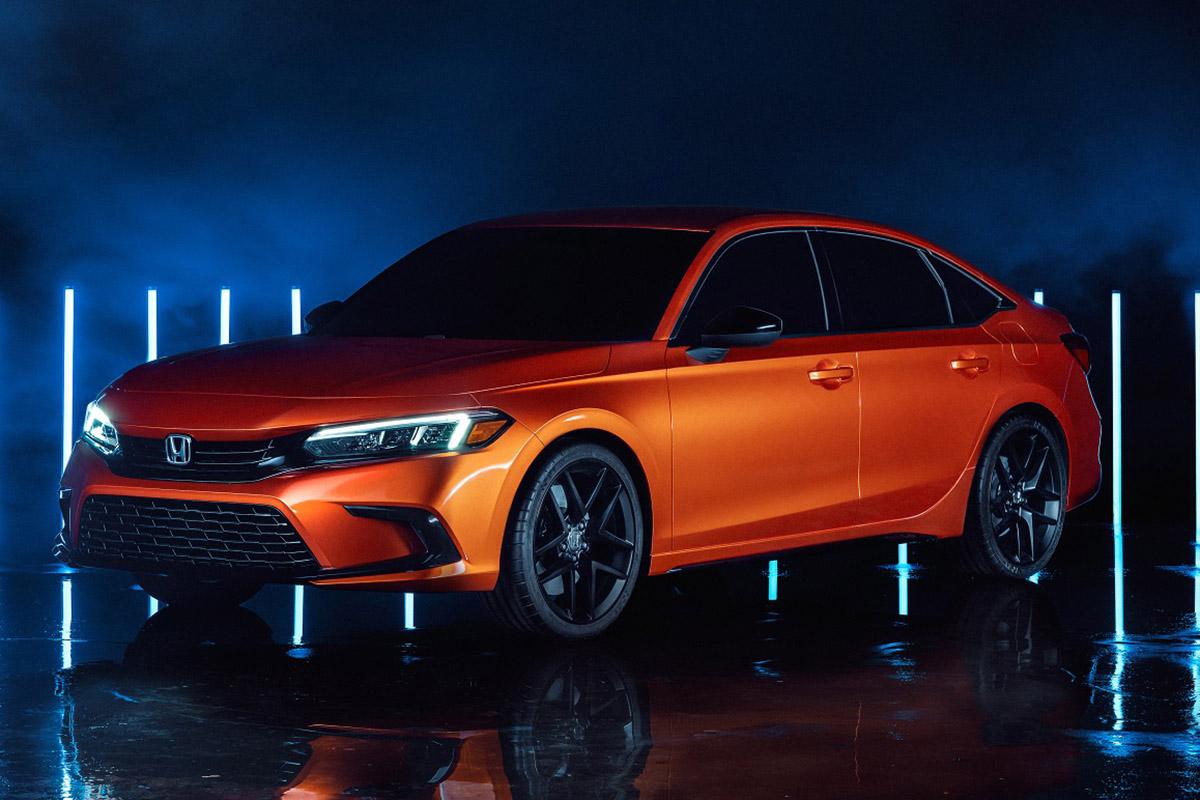 Honda Civic Prototype 2022, un adelanto de lo que viene