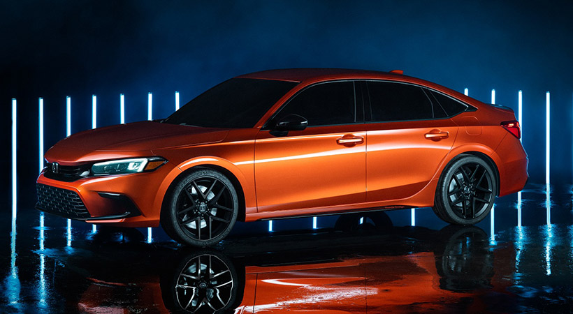 Honda Civic Prototype 2020