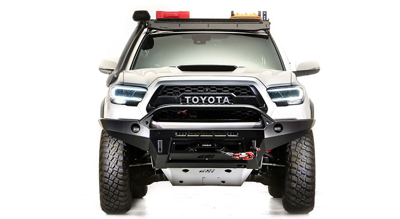 Toyota Tacoma Owner Magazine Overland-Ready 4WD