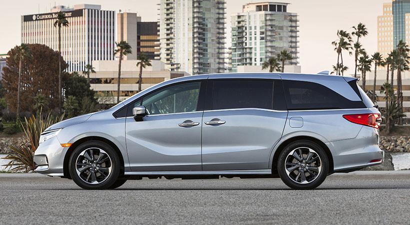 mejores minivan 2020