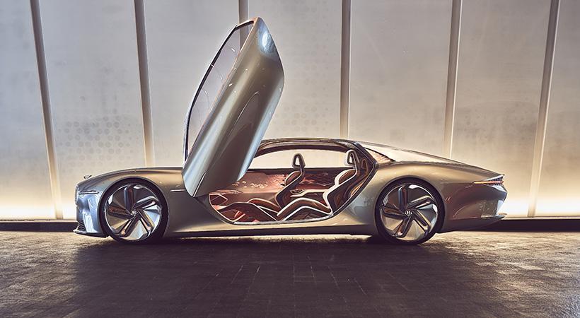 autos completamente eléctricos