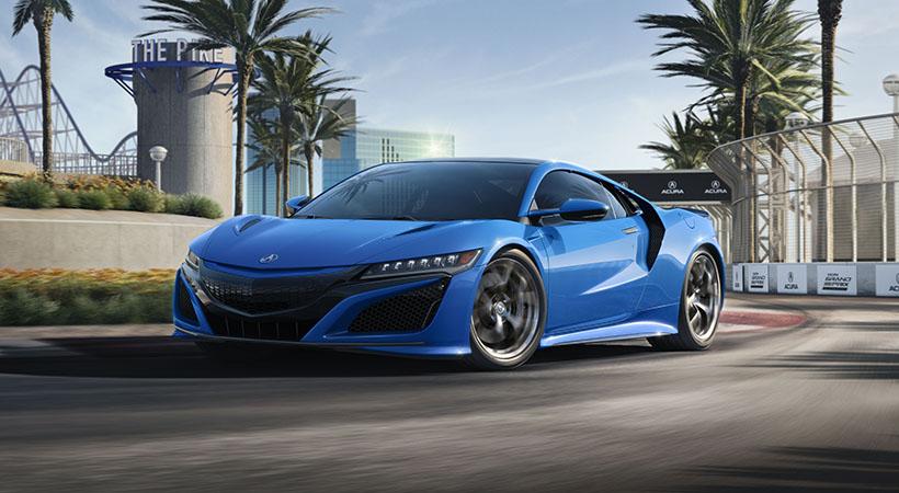 Mejores autos deportivos 2020