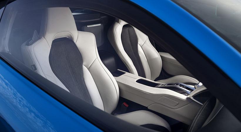 Acura NSX 2021 Long Beach Blue Pearl