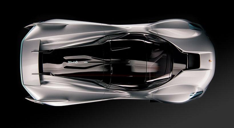 Porsche Vision 918 RS