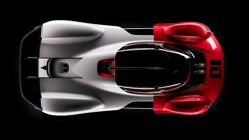 Porsche 920 Vision
