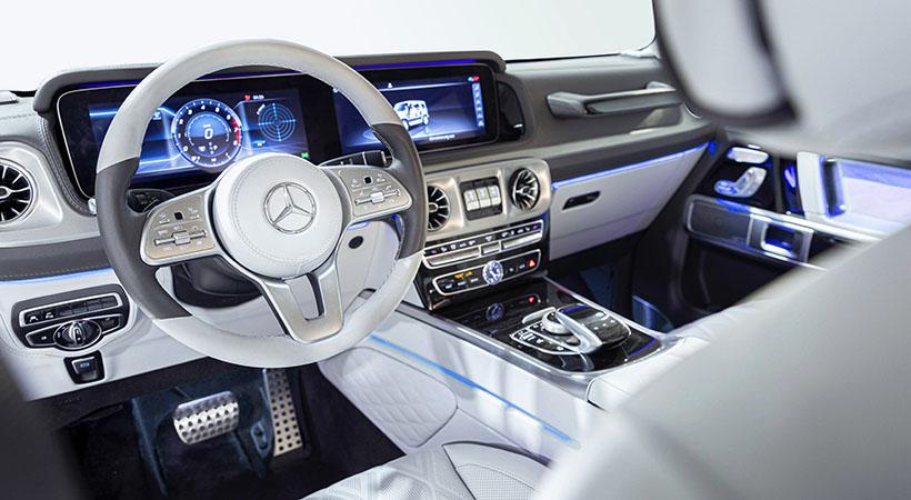 Mercedes-Benz G by HOFELE-Design