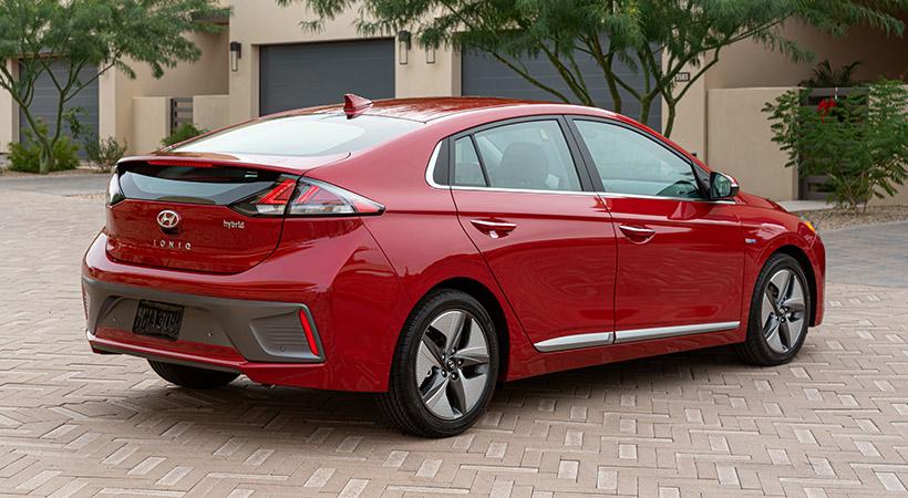 Mejores autos híbridos 2020