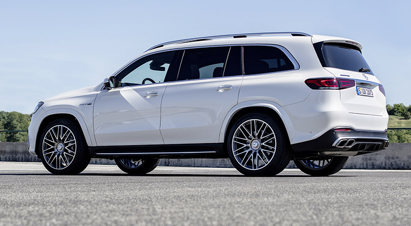 Mercedes-Benz GLS580 4Matic 2020