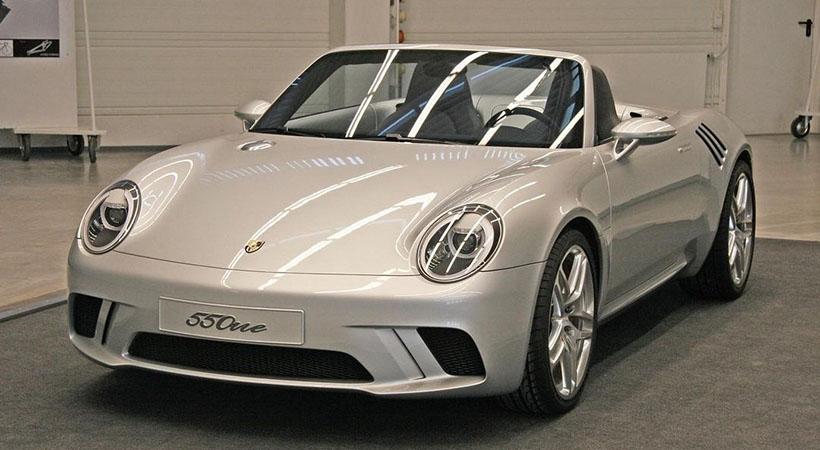 Porsche 55One