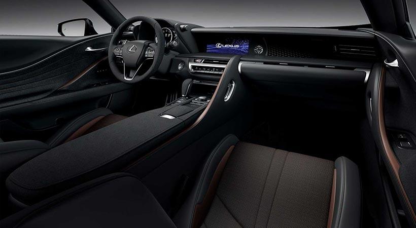 Lexus LC 500 2021 Inspiration Series