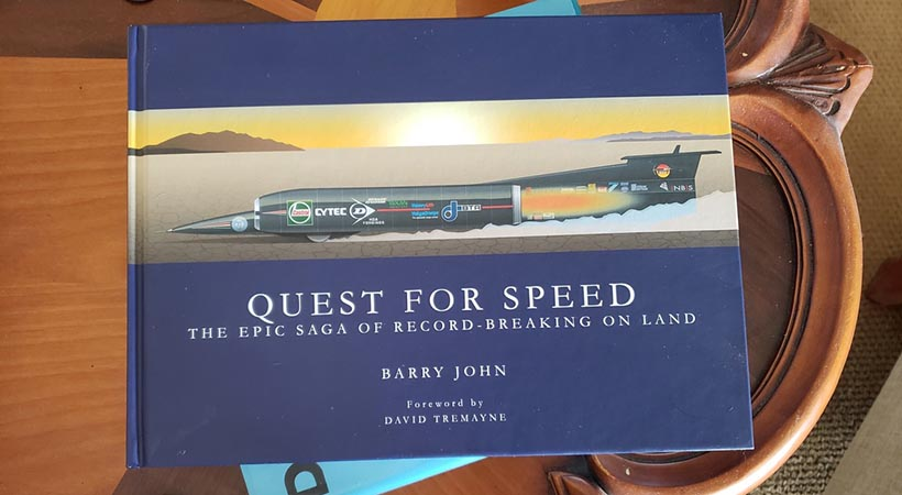 Quest for Speed, un volumen que no puede faltar en tu colección