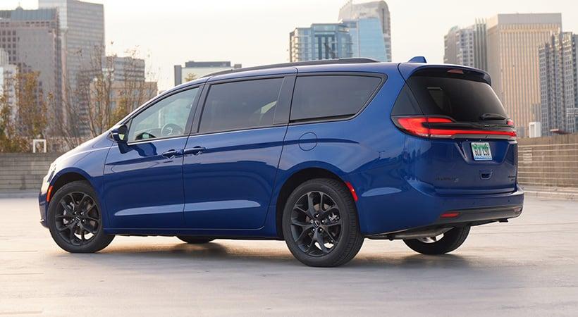 mejores minivan Estados Unidos