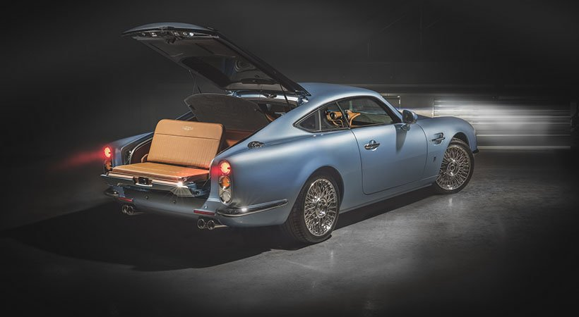 DBA Speedback GT